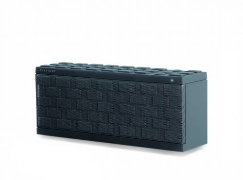 "Amethyst M1 ""The Block"" Portable Bluetooth Speaker Image"