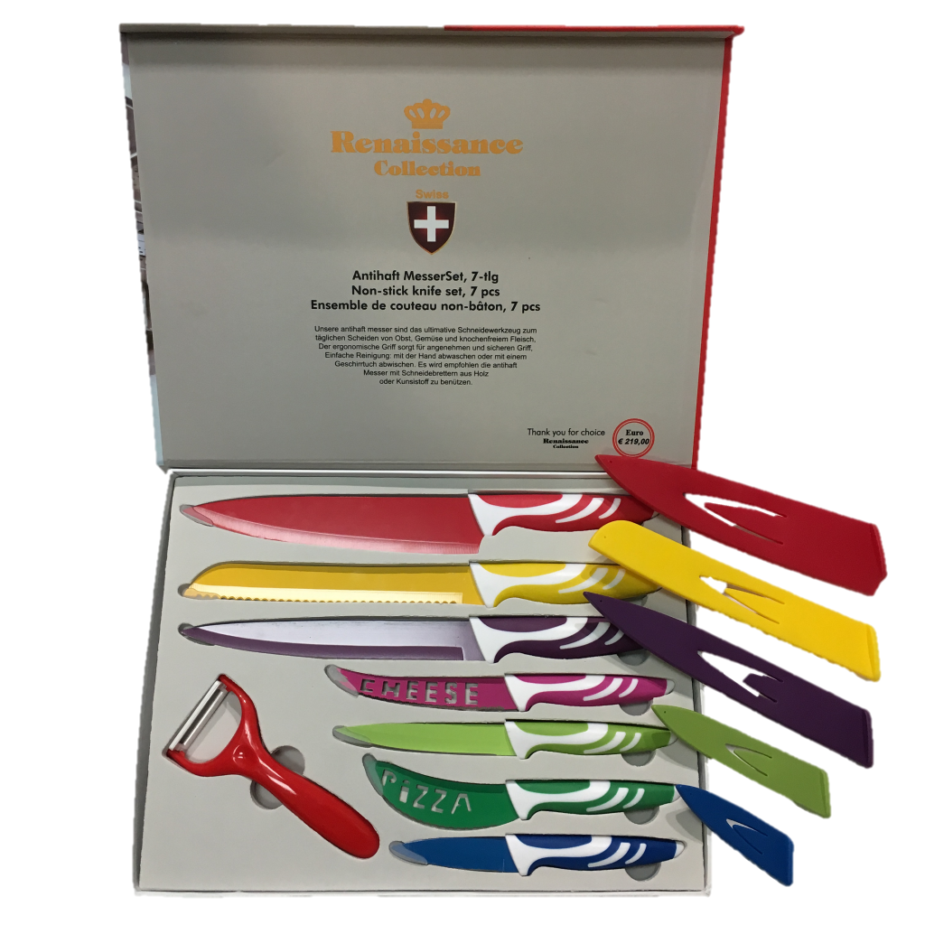 SWISS RENAISSANCE KNIFE COLLECTION Image