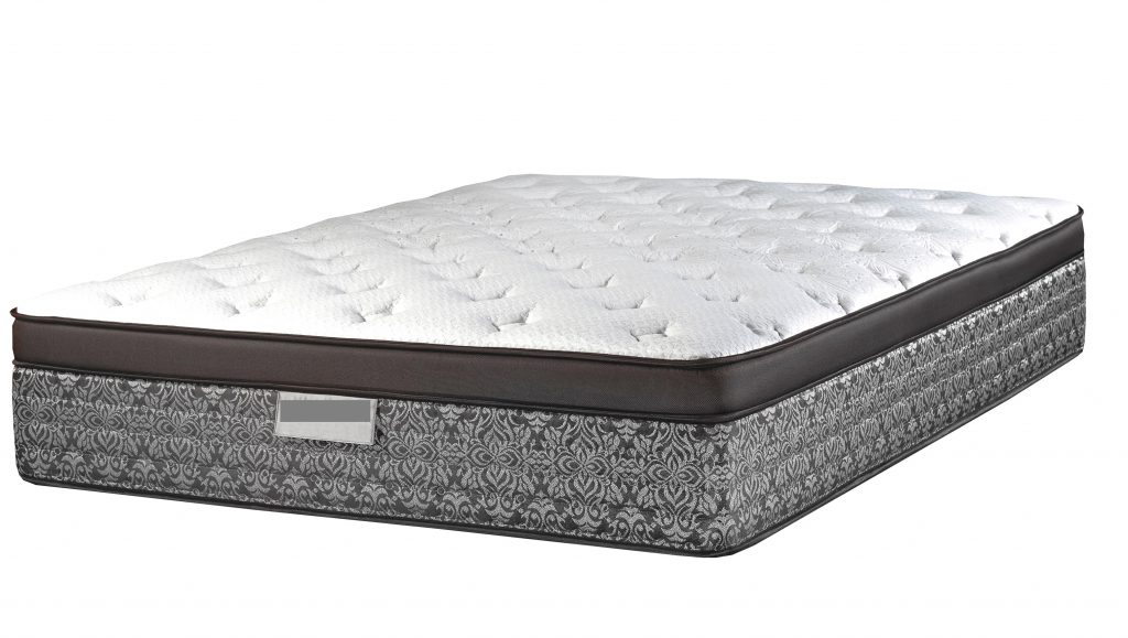 King Euro Top Pocket Coil Mattress Image