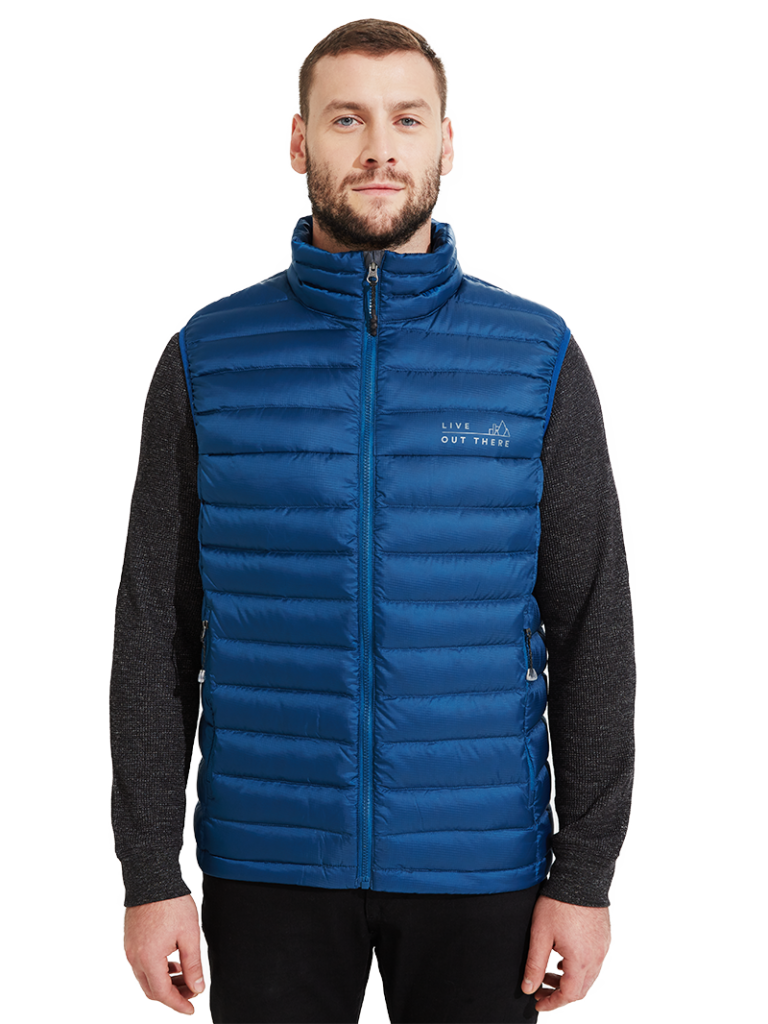 Alps Down Vest Image