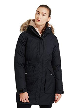 Ladies Down Parka Image
